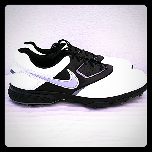 Nike Heritage Champ Mens Golf Shoes 48ec293bb